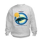 Dolphin Vincent Kids Sweatshirt