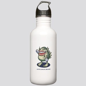 Fishbern - Agitate Stainless Water Bottle 1.0L