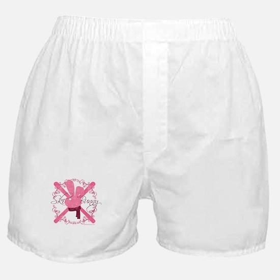 Ski Bunny Boxer Shorts