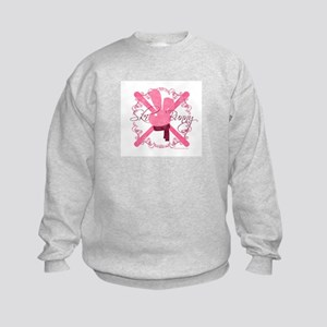Ski Bunny Kids Sweatshirt