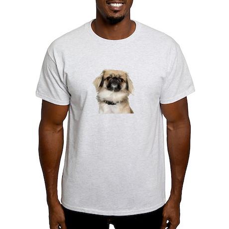 Pekingese Picture - Light T-Shirt
