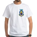 """""""THAT OTHERS MAY LIVE"""" White T-Shirt"""