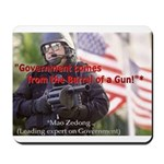 Government's Authority Mousepad