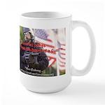 Government's Authority Large Mug