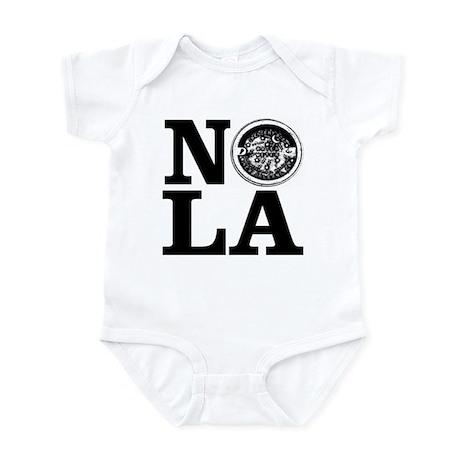 NOLa Water Meter Cover Infant Bodysuit