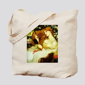 Lady Lillith Tote Bag