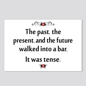 The past, present, and fu Postcards (Package of 8)
