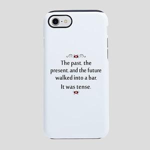 The past, present, and futur iPhone 8/7 Tough Case