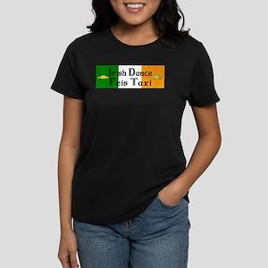Feis Taxi - Women's Dark T-Shirt