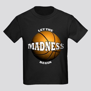 Hoops - Madness Kids Dark T-Shirt