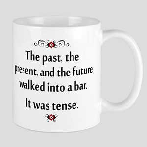 The past, present, and future Mugs