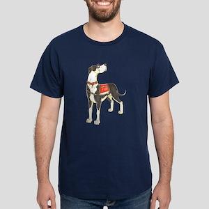 NMtl Red Vest Dark T-Shirt