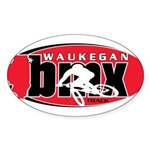 WaukeganBMX Sticker