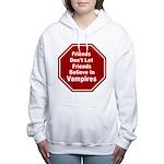 Vampires Women's Hooded Sweatshirt