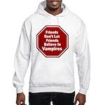 Vampires Hooded Sweatshirt