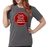 Vampires Womens Comfort Colors Shirt