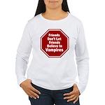 Vampires Women's Long Sleeve T-Shirt