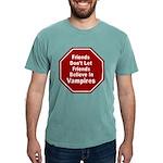 Vampires Mens Comfort Colors Shirt