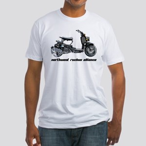 Misc. NWRA Designs Fitted T-Shirt