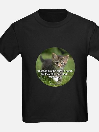 cvpureofheart6in T-Shirt
