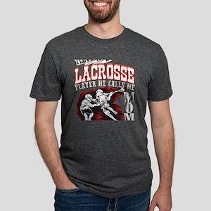 I Love A Lacrosse Player T Shirt T-Shirt