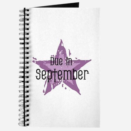 Purple Star Due In September Journal