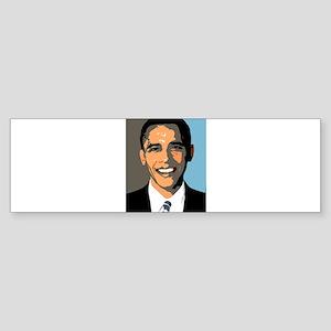 Barack Rocks Bumper Sticker