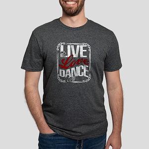 Live Love Dance T Shirt, Dance T Shirt T-Shirt