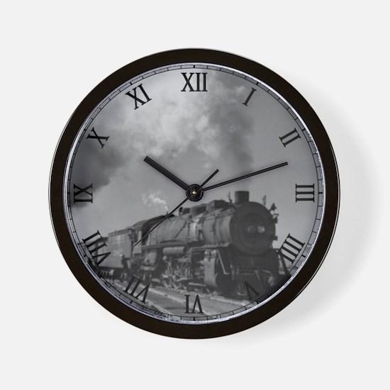 Unique Rail fan Wall Clock