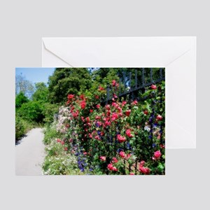 "Pk of 10 ""Country Lane"" Notecards"