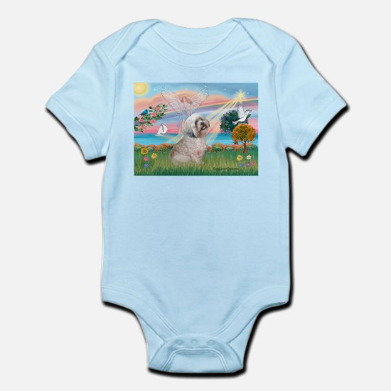 Lhasa Apso Lake Angel / Lhasa Apso Infant Bodysuit