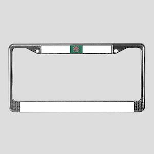 Abenaki Flag 2 License Plate Frame