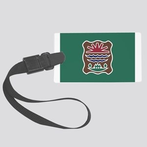 Abenaki Flag 2 Luggage Tag