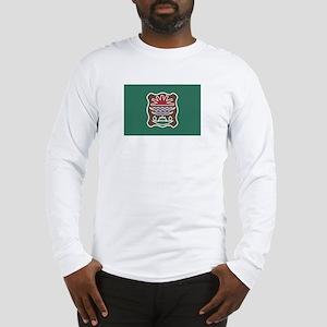 Abenaki Flag 2 Long Sleeve T-Shirt