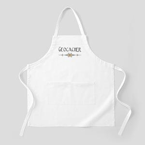 Geocacher BBQ Apron
