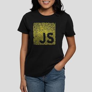 JS Wordcloud Programming Shirt for Javascr T-Shirt