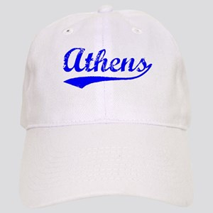 Vintage Athens (Blue) Cap