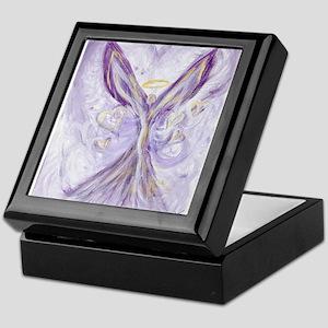 angel of love Keepsake Box