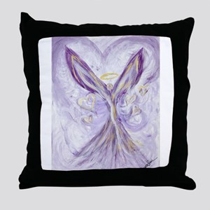 angel of love Throw Pillow