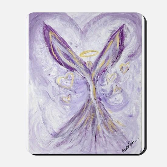 angel of love Mousepad