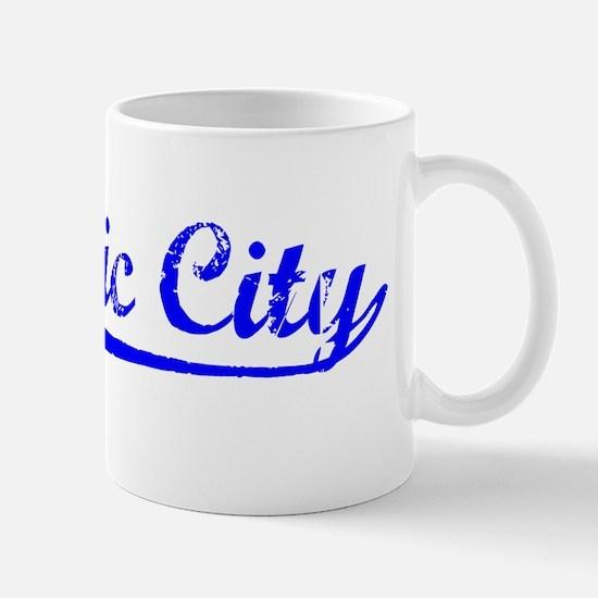 Vintage Atlantic C.. (Blue) Mug