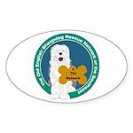 OESRNSE-Logo Euro Oval Sticker