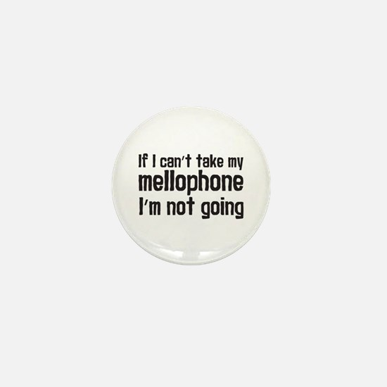 Funny Mellophone Mini Button