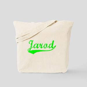 Vintage Jarod (Green) Tote Bag