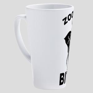 Zoology Bitches 17 oz Latte Mug