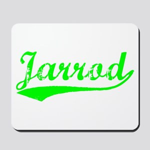 Vintage Jarrod (Green) Mousepad