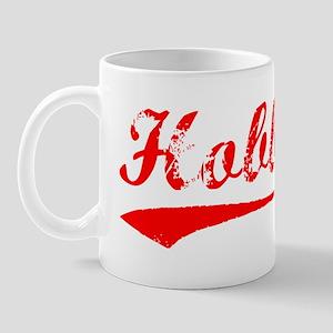 Vintage Hobbs (Red) Mug