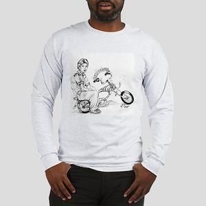 BO LOWRIDER BIKE BY FAT RAT Long Sleeve T-Shirt