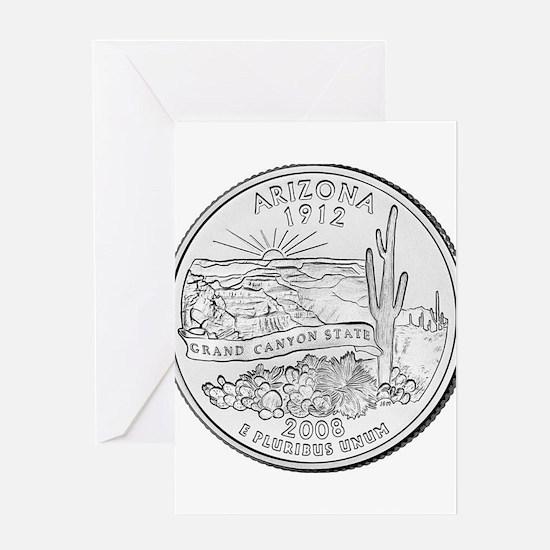 Arizona Greeting Card