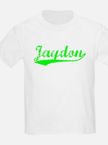 Vintage Jaydon (Green) T-Shirt